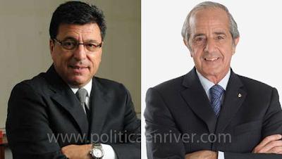 Passarella y D'Onofrio candidatos a presidente de River 2013