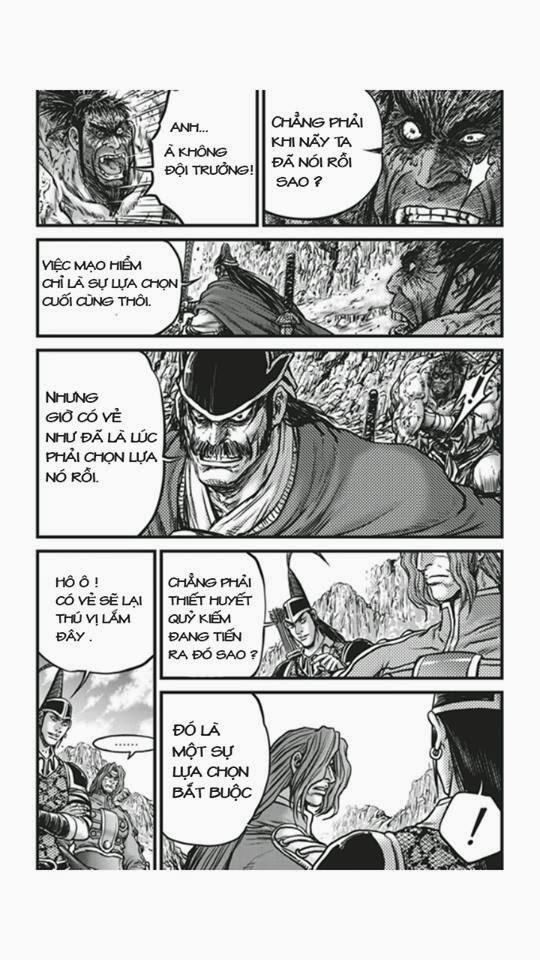 Hiệp Khách Giang Hồ Chap 452 - Trang 6