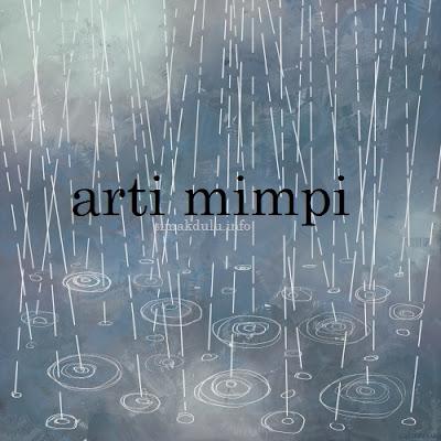 arti+mimpi+hujan Arti Mimpi Melihat Hujan