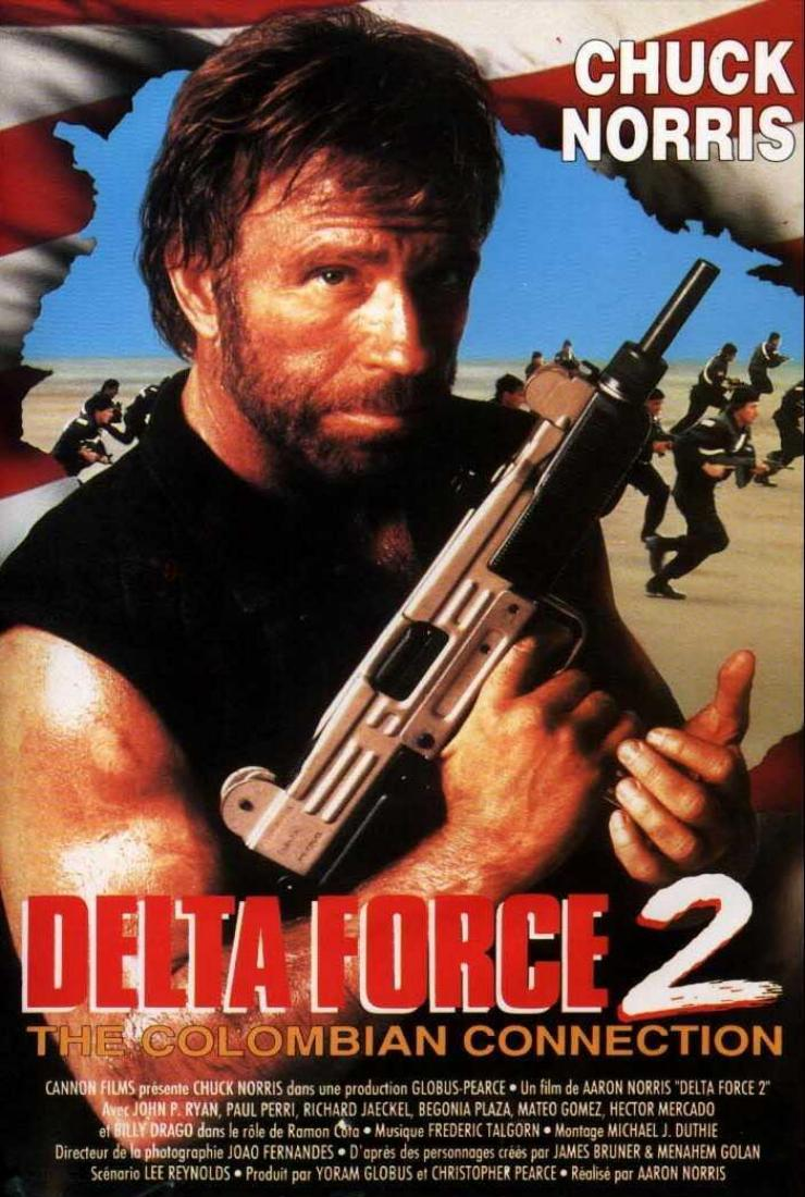 Delta Force Movies & TV