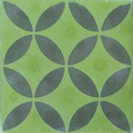 Geometric Geo 10 Handmade Cement Tile