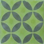 Geometric Geo 10 Handmade Cement Tile