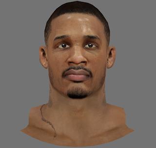 NBA 2K14 Trevor Ariza Next-Gen Face Mod