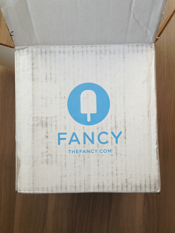 Fancy Box Review - December 2012 - Monthly Home and Gadget Subscription Boxes