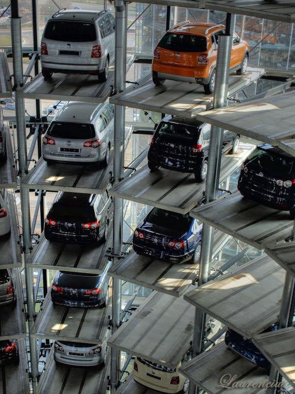 Foto-Menara-Volkswagen-Autostadt_9