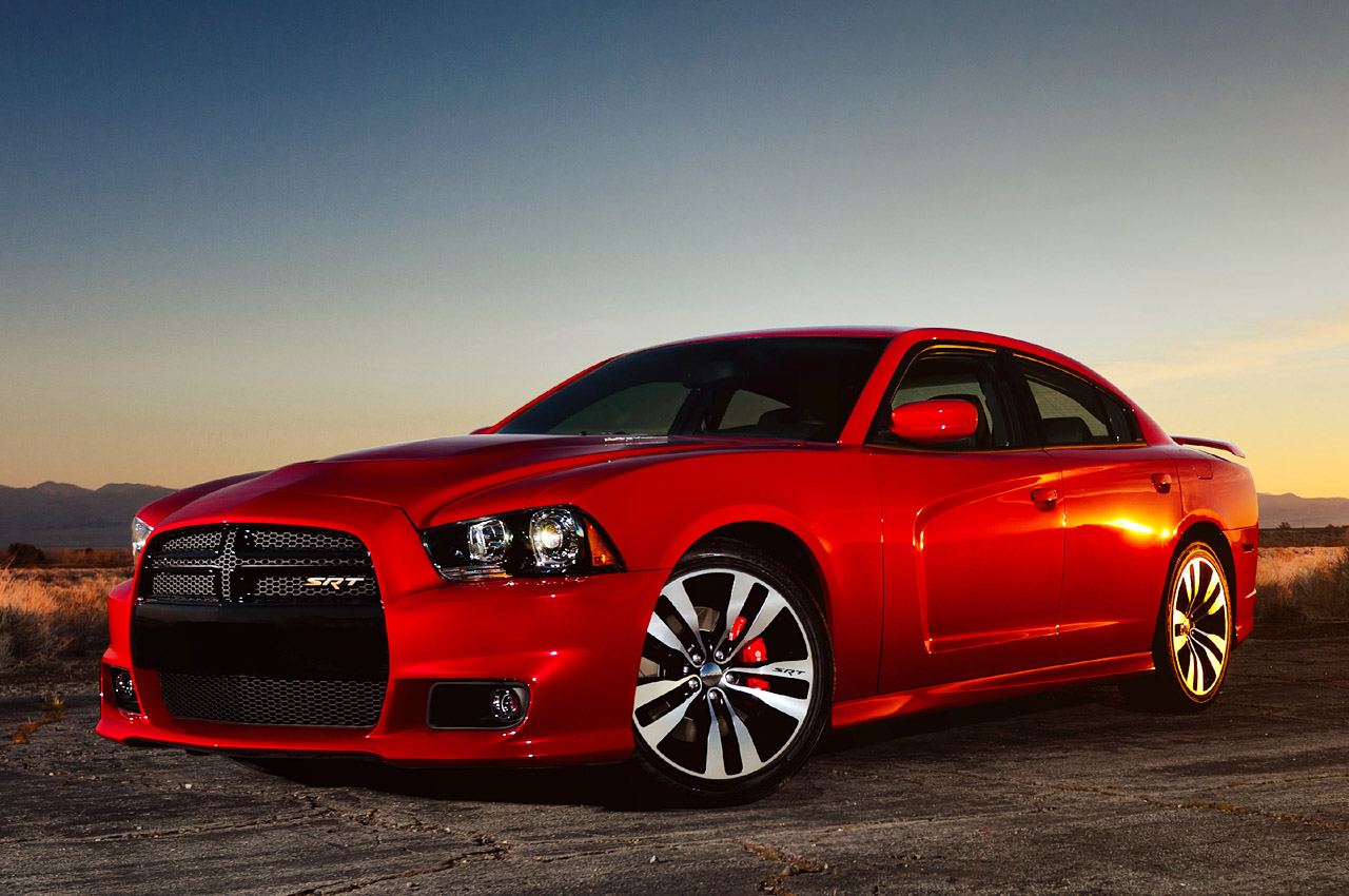charger dodge outside profile rt max showroom shot of