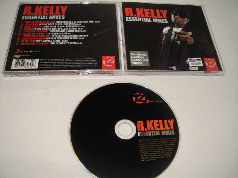 R KellyEssentialMixes2010CaHeSo Torrent Download