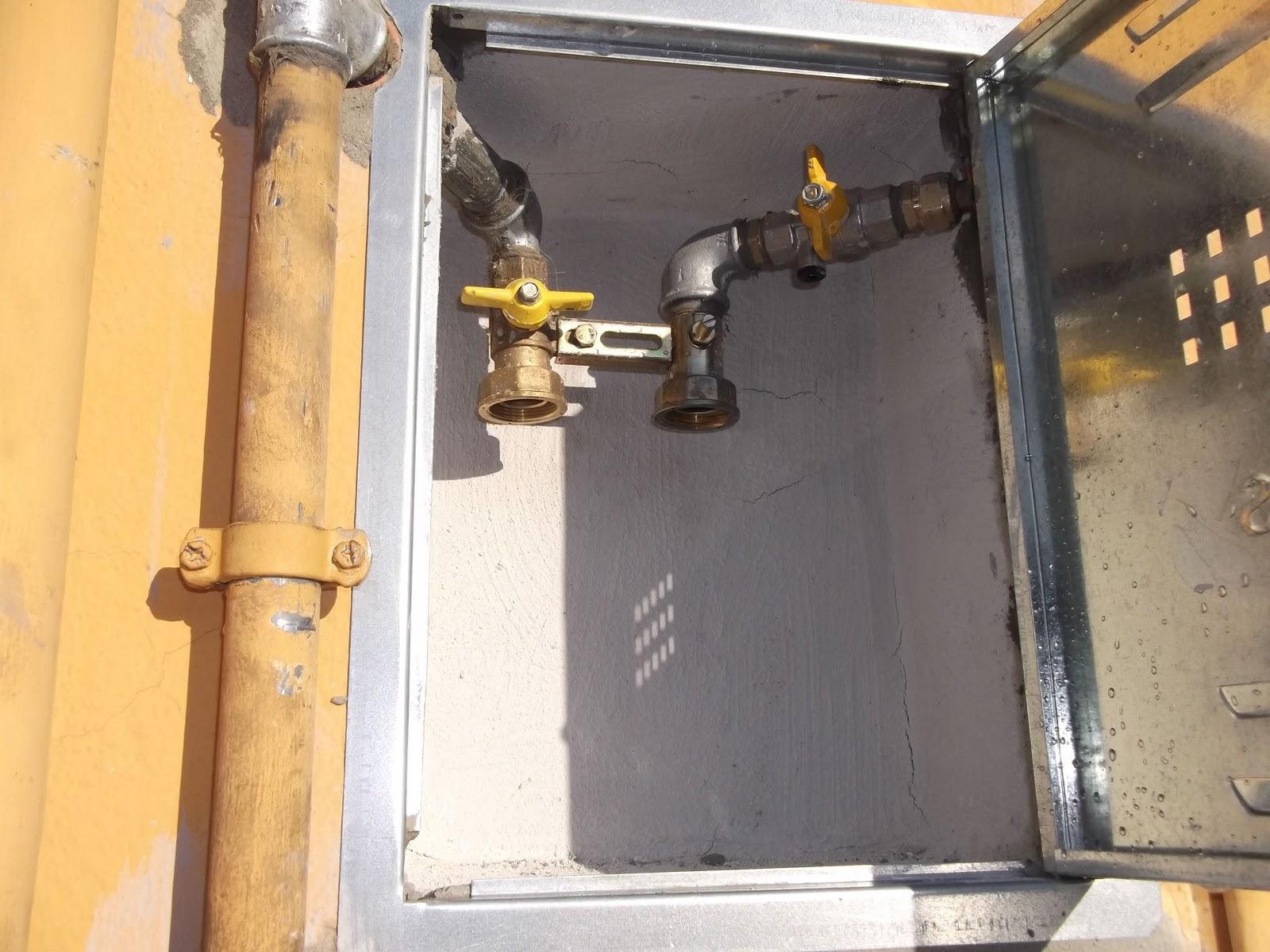Il blog dell 39 idraulico mensola gas for Tipi di tubi utilizzati nell impianto idraulico