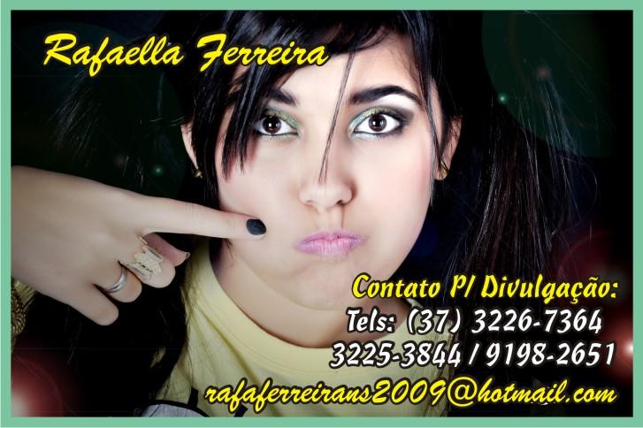 Rafaella Ferreira Contatos Para Eventos