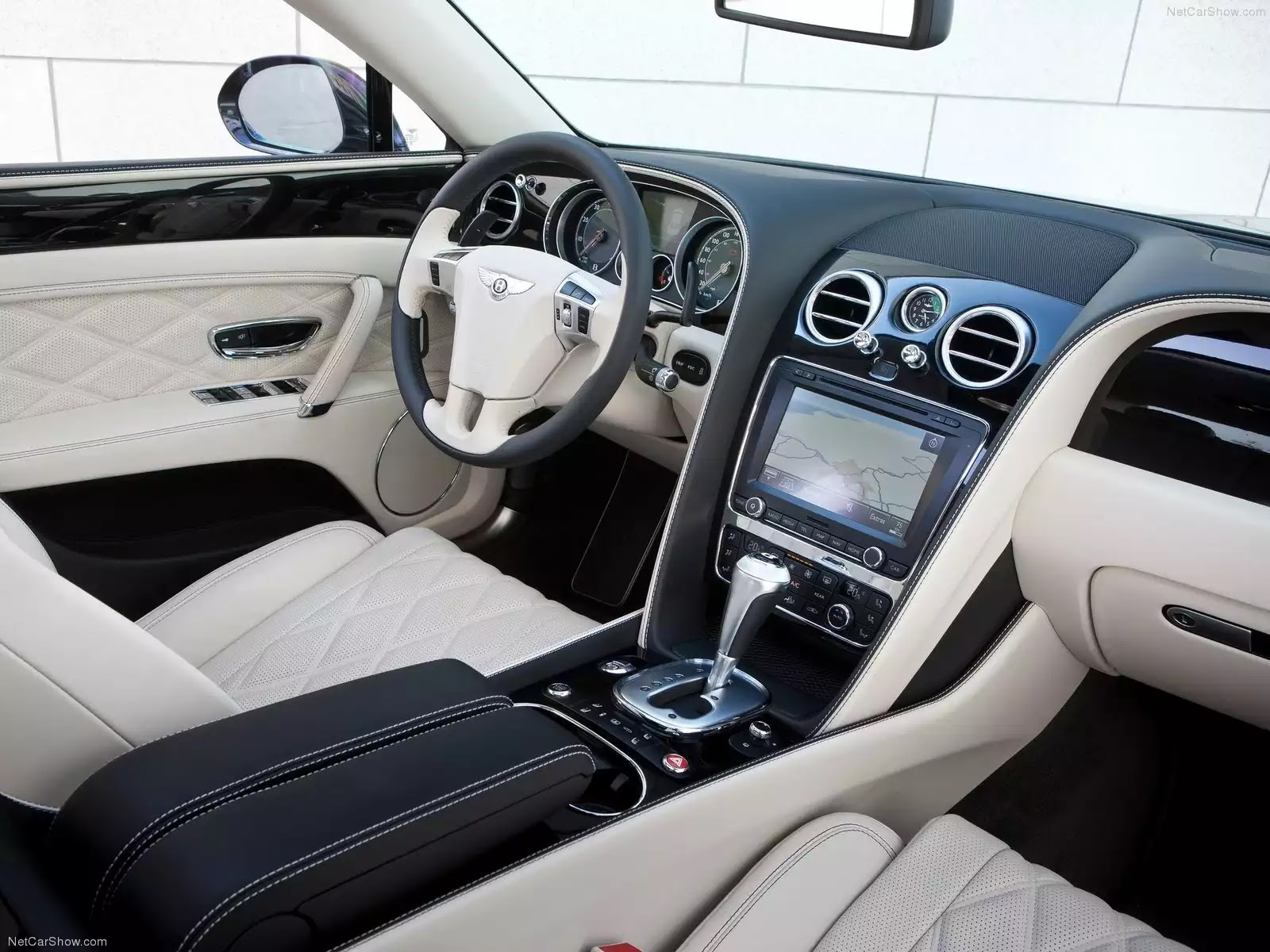 Hình ảnh xe ô tô Bentley Flying Spur 2014 & nội ngoại thất