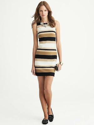 çizgili, siyah beyaz elbise, kısa elbise