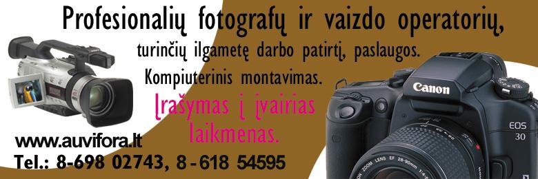 Foto-Video-Paslaugos