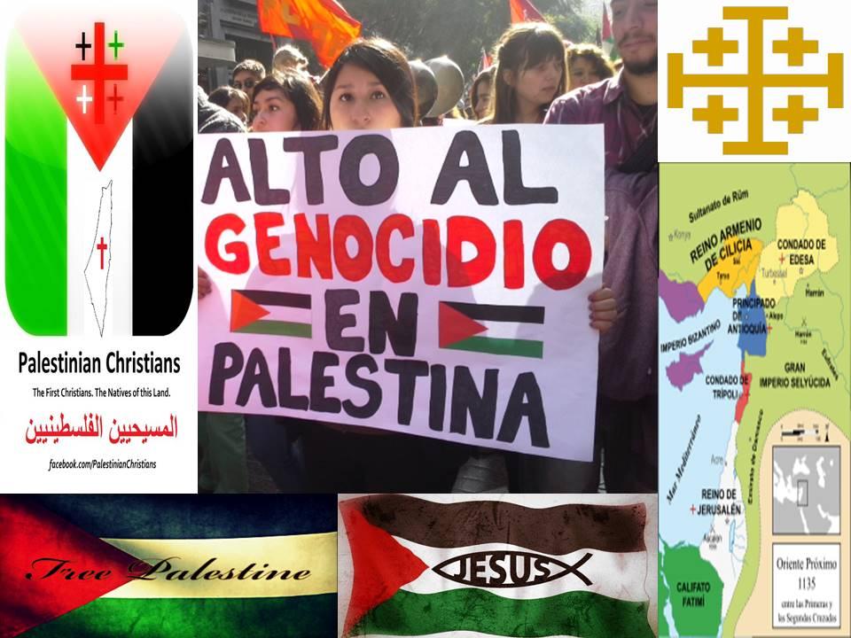 Por una Palestina libre y católica