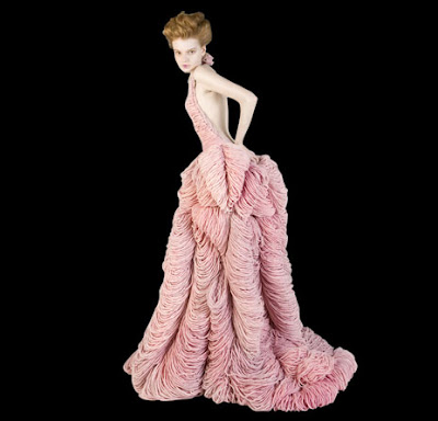 Most creative and unusual wedding dresses extremely weird stuff - Creatie dressing ...