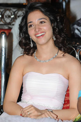 Tamanna at 100% Love Movie Audio Launch