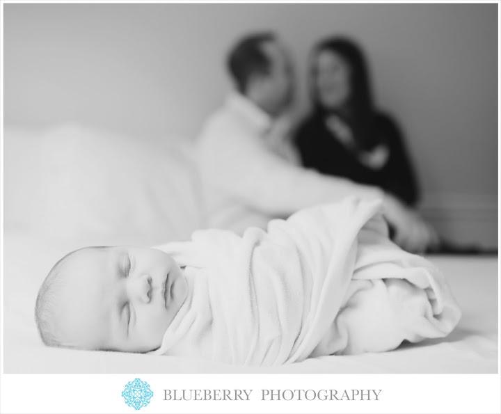 san francisco bay area newborn baby family photography