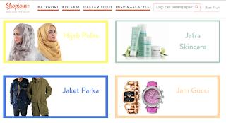 Shopious Tempat Belanja Online Aman dan Terpercaya