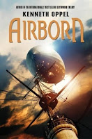 airborn by kenneth oppel book cover