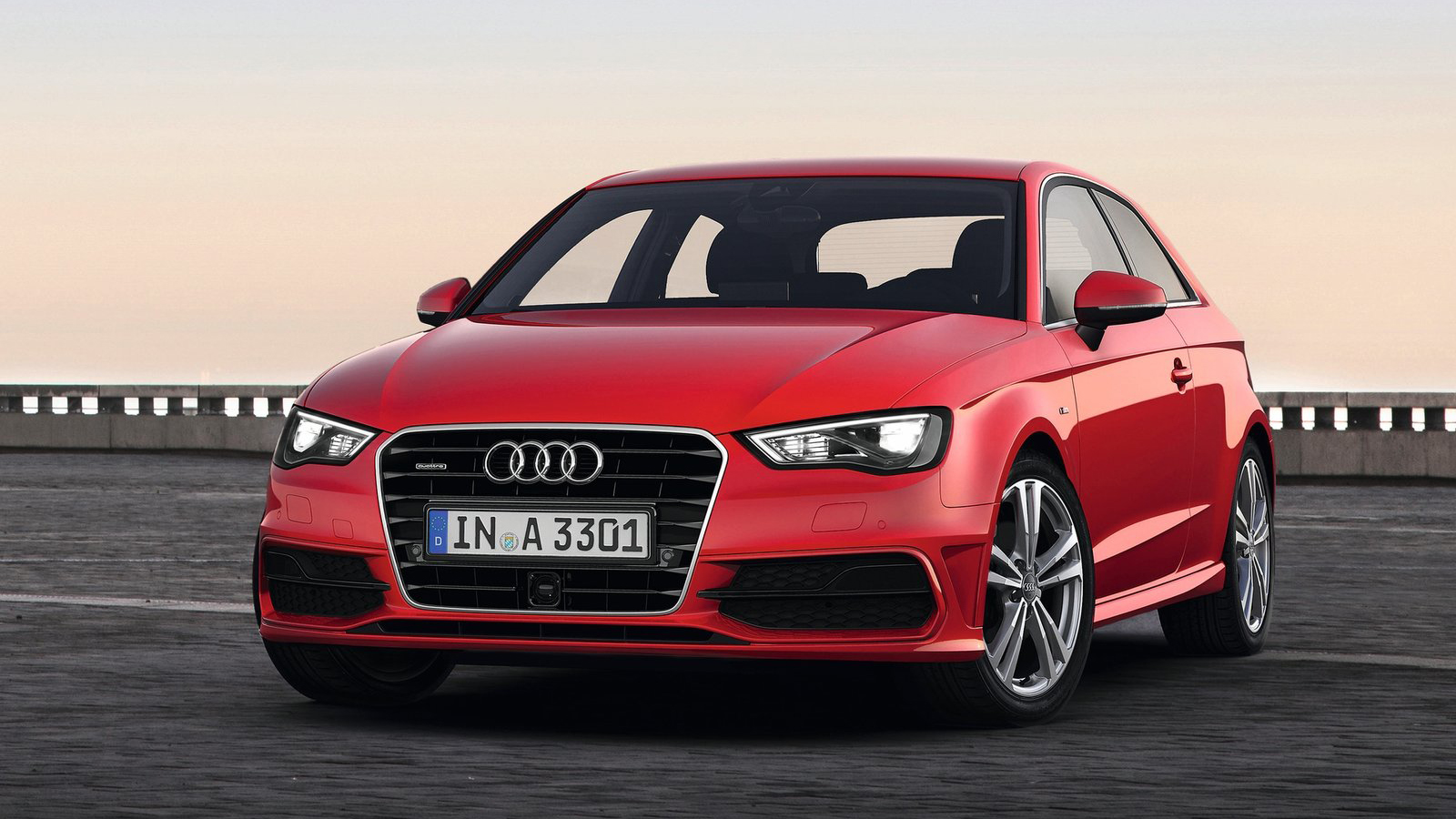 audi a3 hd wallpapers the world of audi. Black Bedroom Furniture Sets. Home Design Ideas