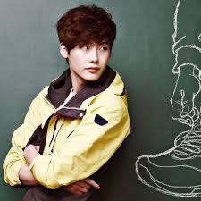 Foto Lee Jong Suk Pemain Drama Korea Pinocchio