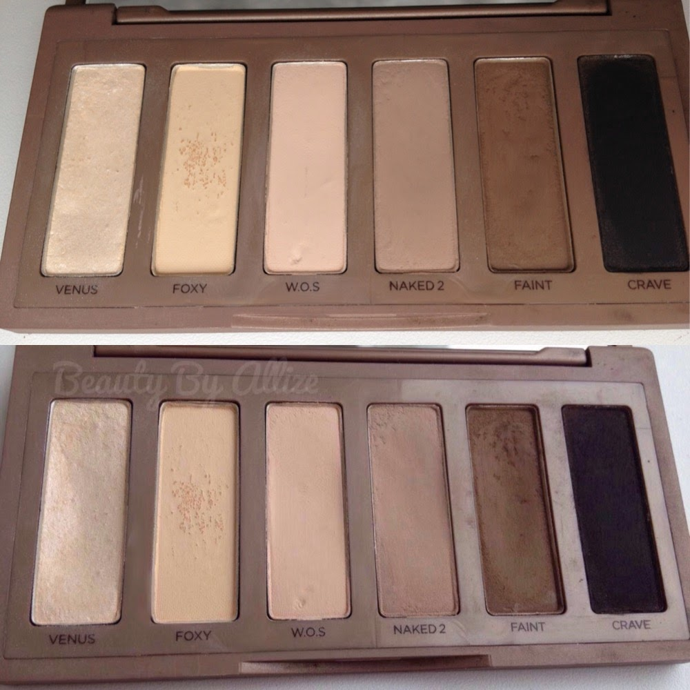 Naked Basics  Urban Decay палетка