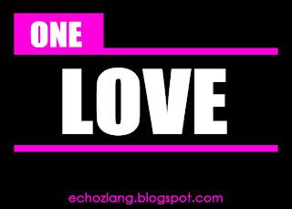Ano tawagan niyo ng mahal mo? LOVE