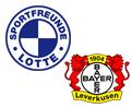 Sportfreunde Lotte - Bayer Leverkusen