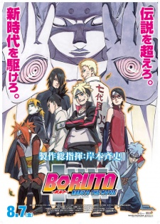 10 Anime Movie 2015 Terbaik Versi Anime! Anime! Boruto: Naruto the Movie