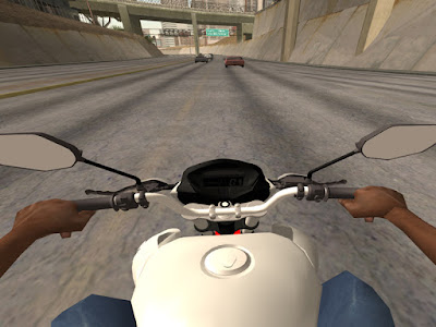 First Person Mod v3 para GTA San Andreas