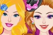 Barbie Sinema Hazırlığı