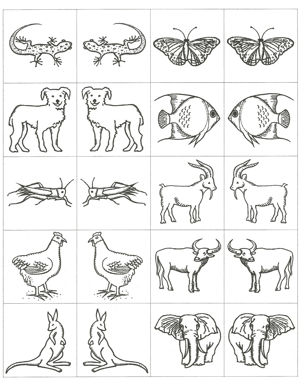 Free Printable Coloring Pages Noahs Ark Of Animals