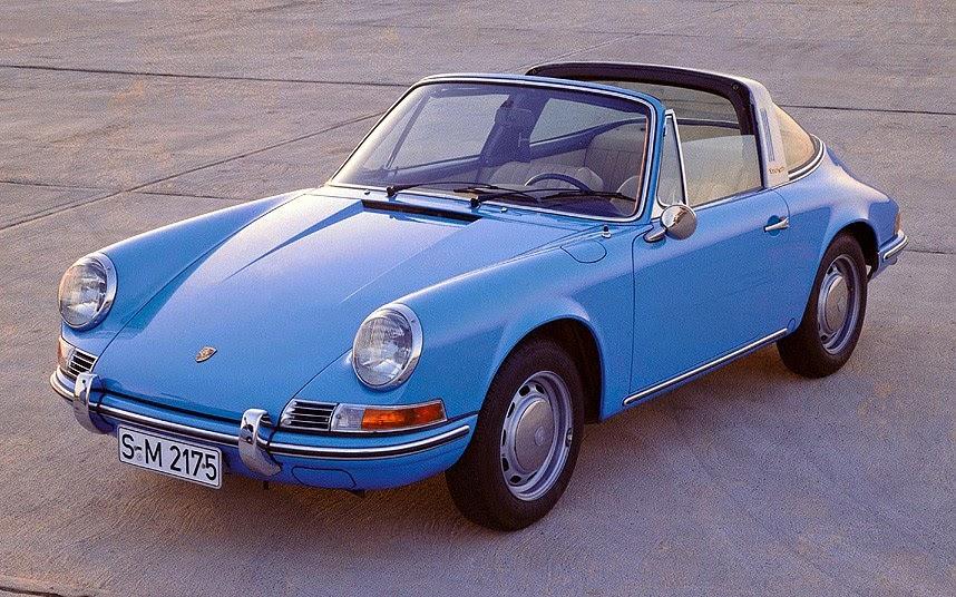 Porsche Targa - Edition 901