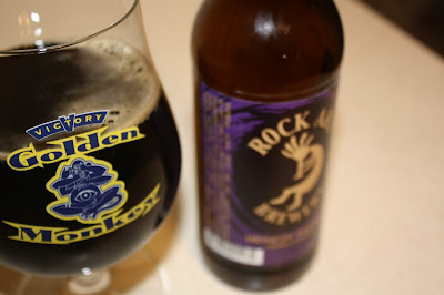 Rock Art Brewery, Beer, Craft Beer, Smoked Porter, Midnight Madness, dark beer, beer review