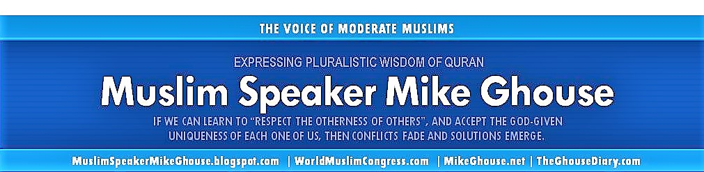 Muslim Speaker Mike Ghouse