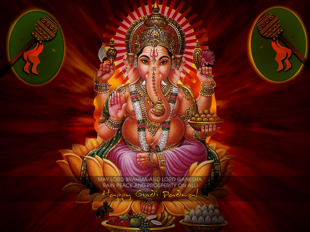 ALL-IN-ONE WALLPAPERS: Lord Ganesha HQ Wallpapers