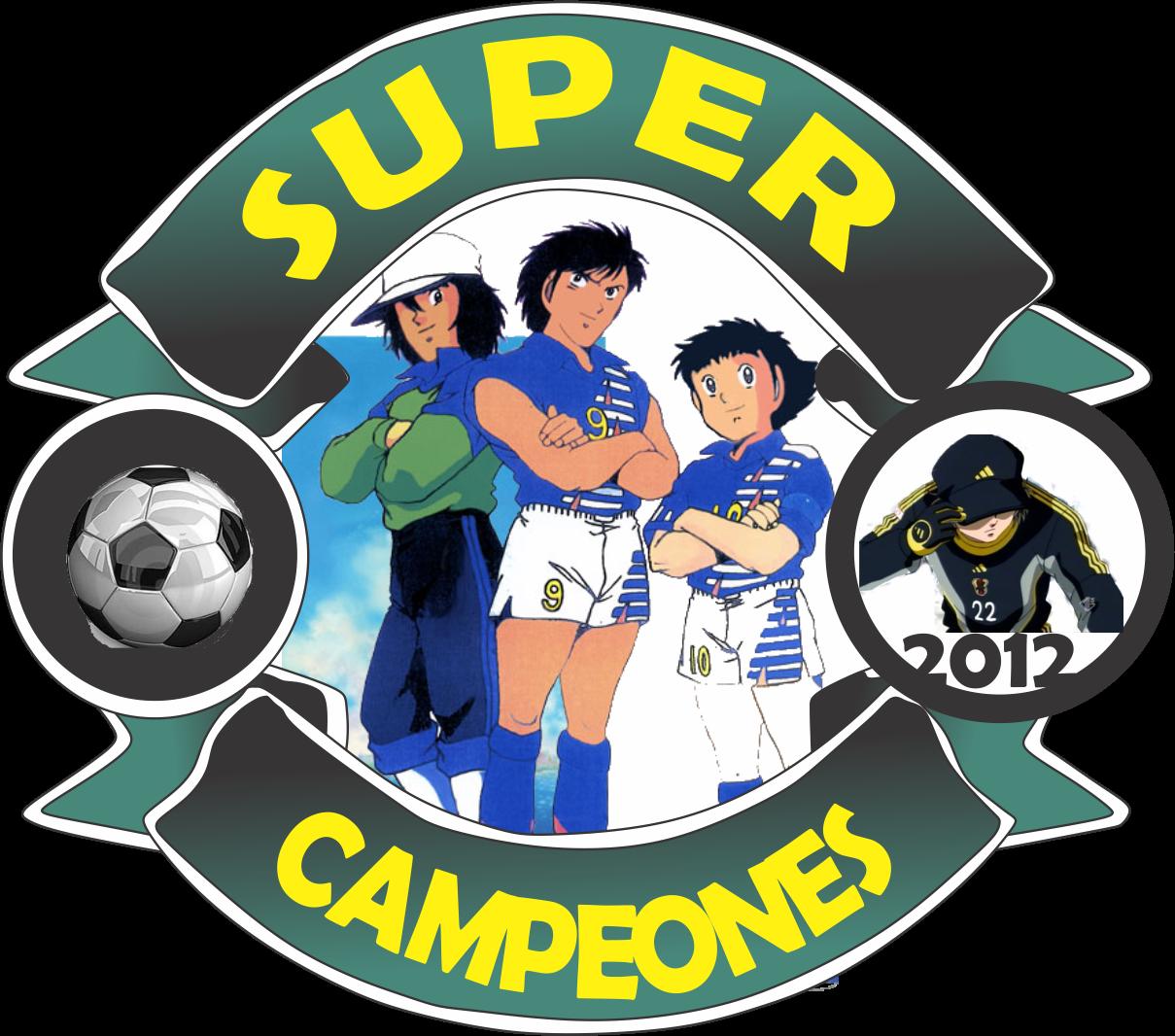 Super Campeones Serie Completa Latino