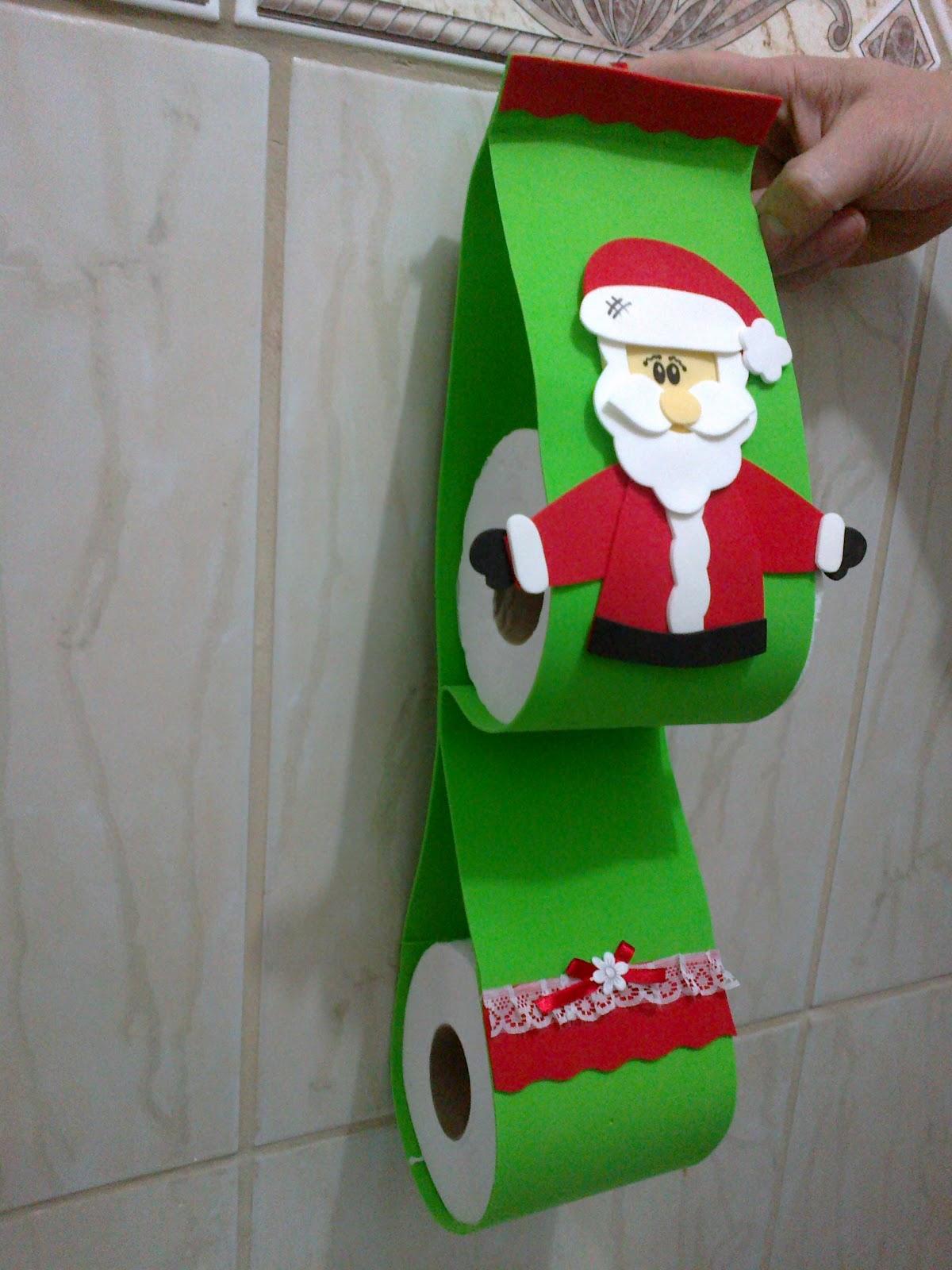 Eliana Arte em EVA Natal -> Decoração Em Eva Natal