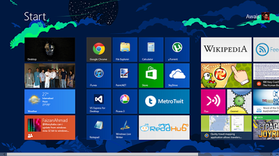 Windows 8.1 OS