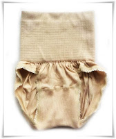 Brown in colour of Panties Japan High Waist Hip Up Shorts