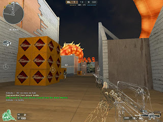 CrossFire Hile ForeverRed Simple Memory Wallhack Versiyon V2.0 indir