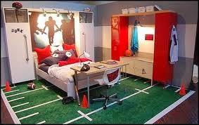 Nội thất với phong cách thể thao cho phòng ngủ của bé 4
