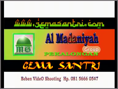Judul Contents : Album Qasidah Gambus Al-Madaniyah Group Pekalongan