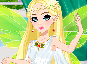 Fairy Princess Spa and Dress Up