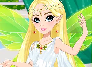 Fairy Princess Spa and Dress Up