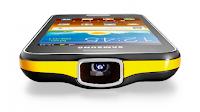 Tecnologías Emergentes en Dispositivos Moviles Samsunggalaxybeam