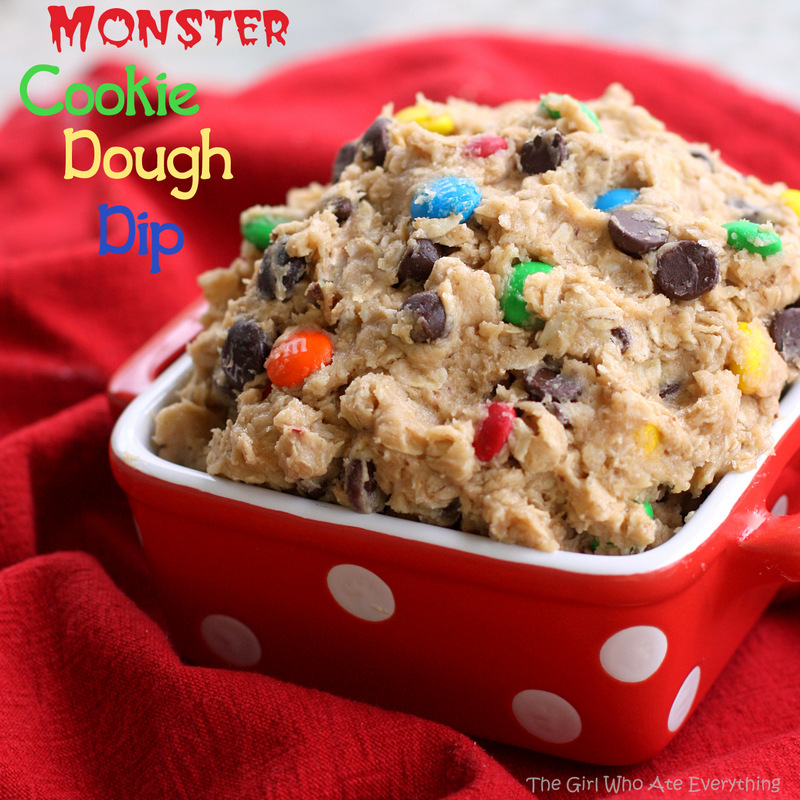 Monster Cookie Dough Dip (NOT FIGURE FRIENDLY!) - CafeMom