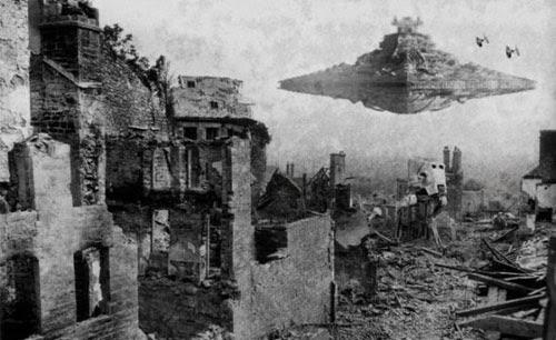 Real Life Star War - Intresting Photos