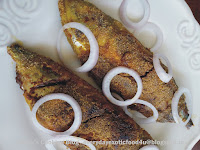 Bangada Fry/ Fried Mackerel