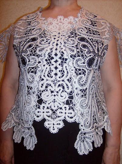 длинные вязаные юбки спицами схемы