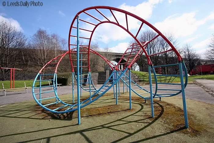 Playground Burley Leeds